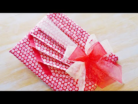 FAN Tastic Japanese Gift Wrapping