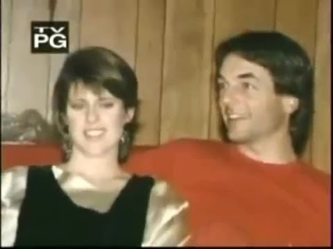 Celebrity Love  Pam Dawber & Mark Harmon