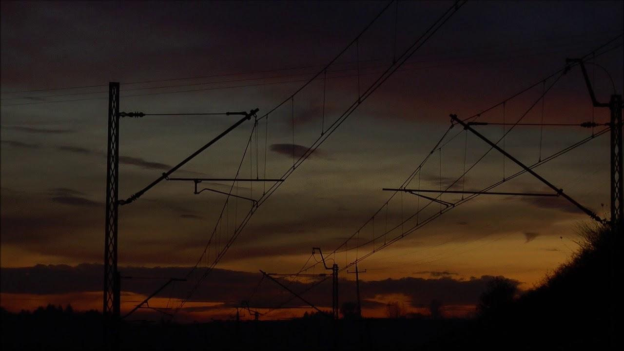Wieczorny klimat koło Miechowa