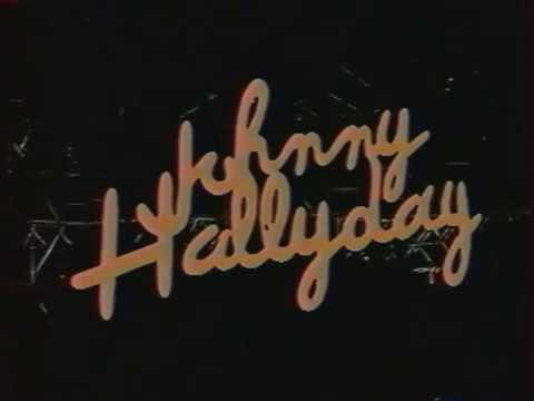 Johnny Hallyday -  Palais Des Sports 1976