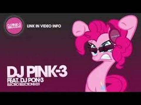Electro Selections 001 [DJ PINK-3 ft. DJ PON-3]