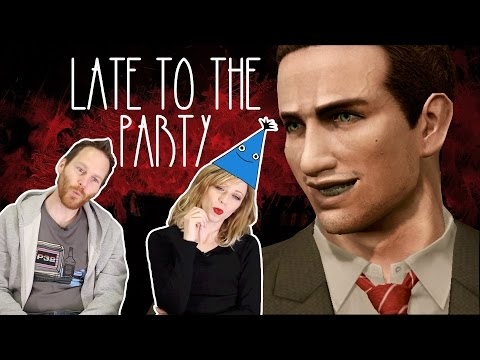Let's Play Deadly Premonition -  Late To The Party