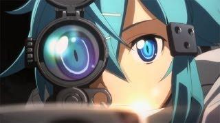 アニメ「ソードアート・オンライン2」告知PV #Sword Art Online #Japanese Anime thumbnail