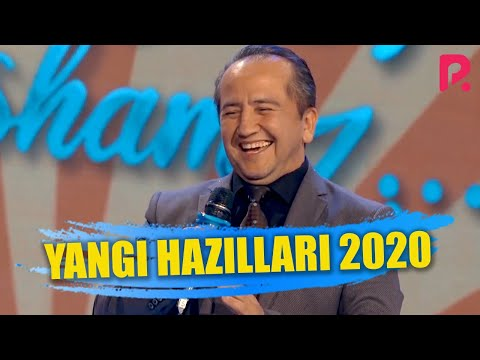 Valijon Shamshiyev - Yangi hazillari 2020