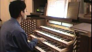 Verdi - Nabucco - Chorus of Hebrew Slaves - John Hong Organ