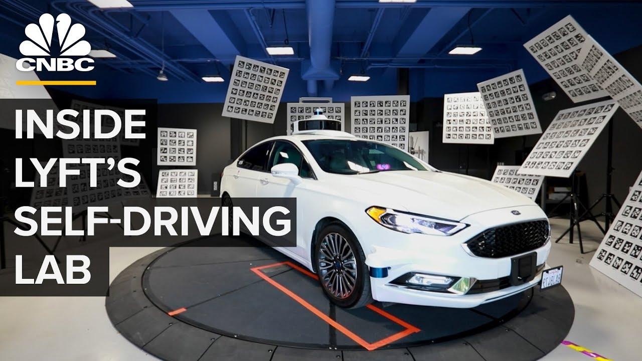 Inside Lyft's Self-Driving Car Lab