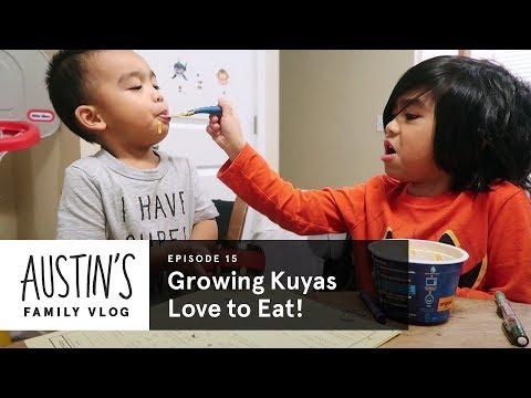 Growing Kuyas Love to Eat! | Austin Vlog | HiHo Kids