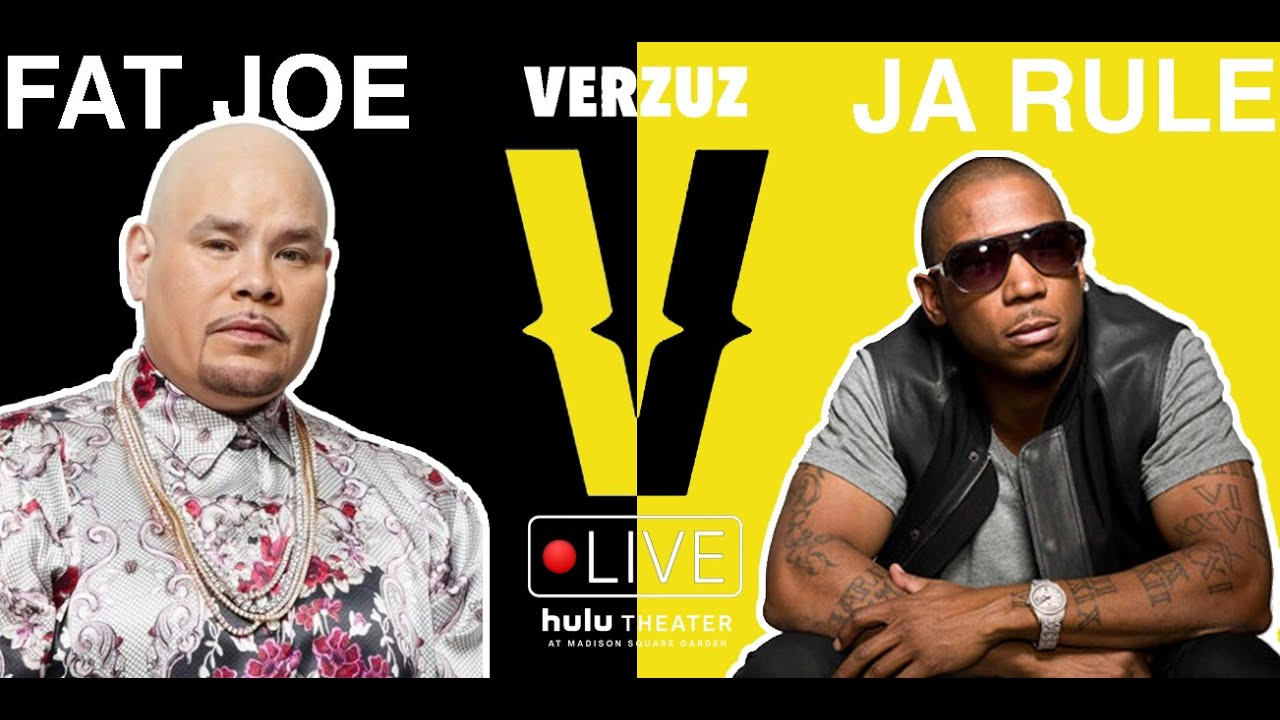 Ja Rule Verzuz Fat Joe Brought The Heat Along with Ashanti, Nelly and Jadakiss