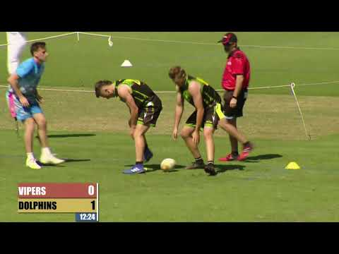 OzTag Australian Nationals 2019 - Men's U20 Final