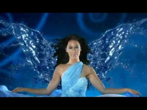 LUCKA WATER ANGEL USA CAMPAIGN - lucka natural spring water