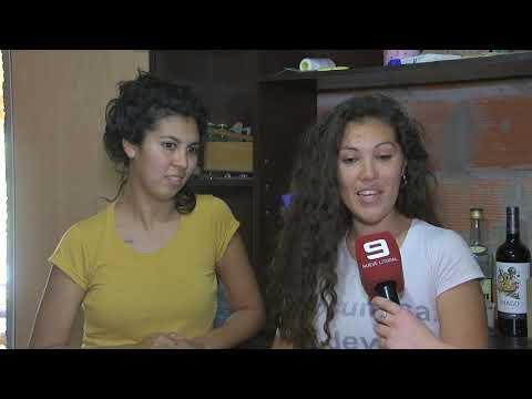 Informe especial: dos hermanas levantaron su propia vivienda