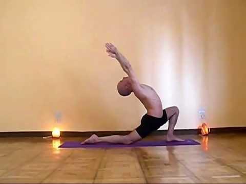 CHANDRA NAMASKARA B - vinyasa krama yoga