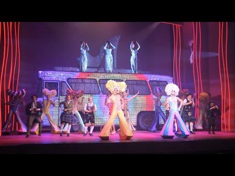 Priscilla, El musical de Madrid - Presentación