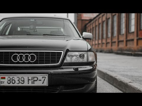 Audi S8 D2 - МЕЧТА!!