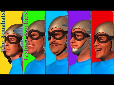 The Aquabats! -Fashion Zombies!