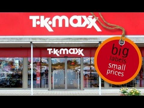 Loja com marcas famosas e ótimos descontos em Londres - TK Maxx