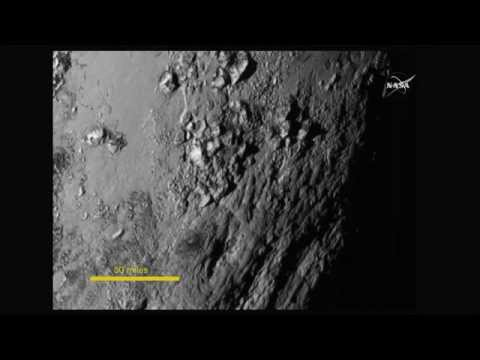 NASA reveals new high-resolution images of Pluto