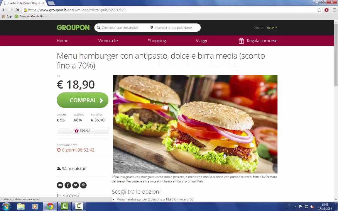 Groupon i miei regali