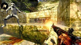 CSGO: Zombie Escape Mod - ze_Predator_Ultimate_p7 (Normal) on MizaPro