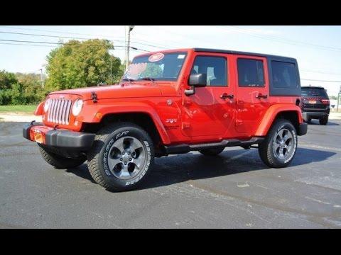 2017 jeep wrangler unlimited sahara for sale dayton troy piqua sidney ohio 27760t youtube. Black Bedroom Furniture Sets. Home Design Ideas