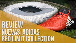 Review adidas Red Limit ALLIANZ ARENA