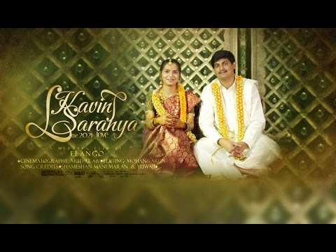 Kavin & Saranya-Karur Kongu Vellala Gounder Wedding Highlights | Wedding Film