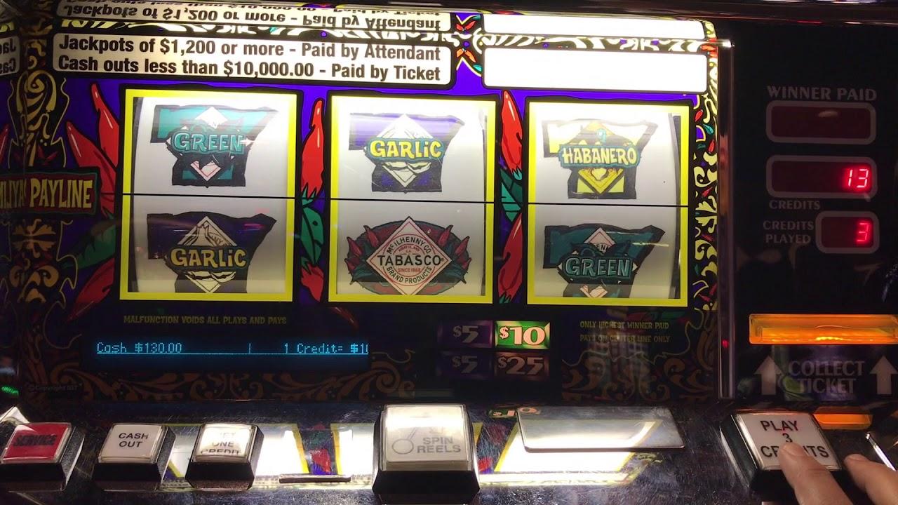 Tabasco Slot Machine Download