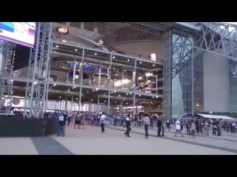 The Dallas Cowboys AT&T Stadium -4th