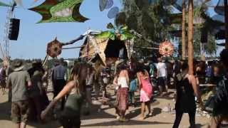 FREQS Of Nature Festival 2013 - Forest Floor [08/07/2013]