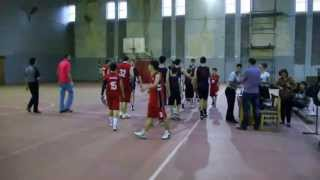 Polytechnic vs Grand Sport (Yerevan Championship) 30.09.2013