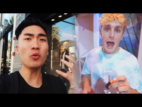 Thumbnail: REALLY BAD RICEGUM DISSTRACK! Jake Paul Caught LYING Again?