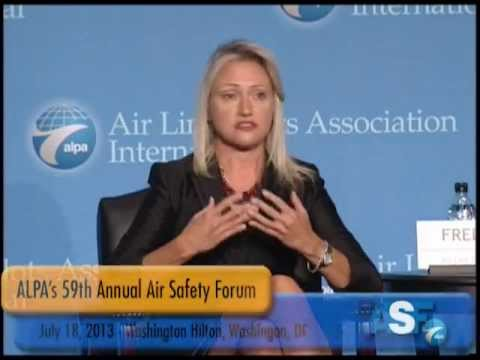 59th ALPA Air Safety Forum - Risk Based Security Now and in the Future