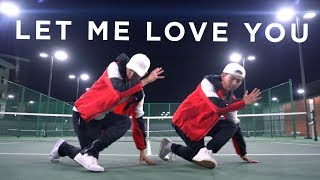 """Let Me Love You""-DJ Snake, Zedd Remix ft. Justin Bieber Choreography [4K]"