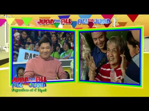 Juan For All, All For Juan Sugod Bahay | July 24, 2017