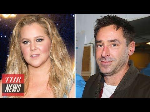 Amy Schumer Got Secretly Married to Chef Chris Fischer | THR News