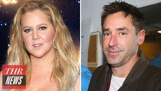 Amy Schumer Got Secretly Married to Chef Chris Fischer | THR News