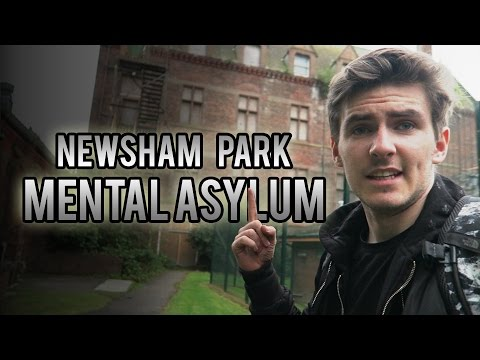 HAUNTED MENTAL ASYLUM | Newsham Park Hospital | URBEX UK