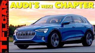 2019 Audi E-Tron Quattro: What So Different About The U.S. Model!