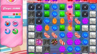 Candy Crush Saga   level 223 no boosters