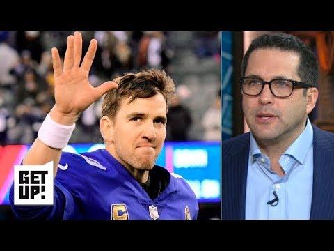 Giants turned Eli Manning into a place holder – Adam Schefter | Get Up!