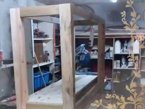 fabrication de meubles, restauration, réparation.