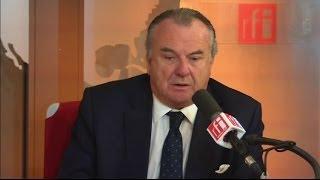 Alain Marsaud : « La France a du encourager certains jihadistes français à se rendre en Syrie »
