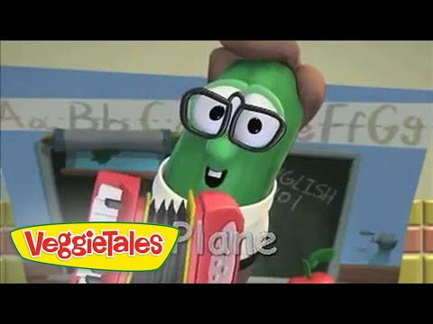 VeggieTales: School House Polka - Silly Song