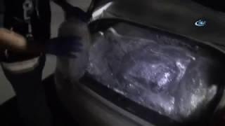 Adana'da 87 Kilo Esrar Ele Geçirildi