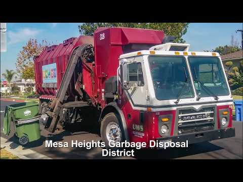 Universal Waste Systems - Mesa Heights Garbage Disposal District