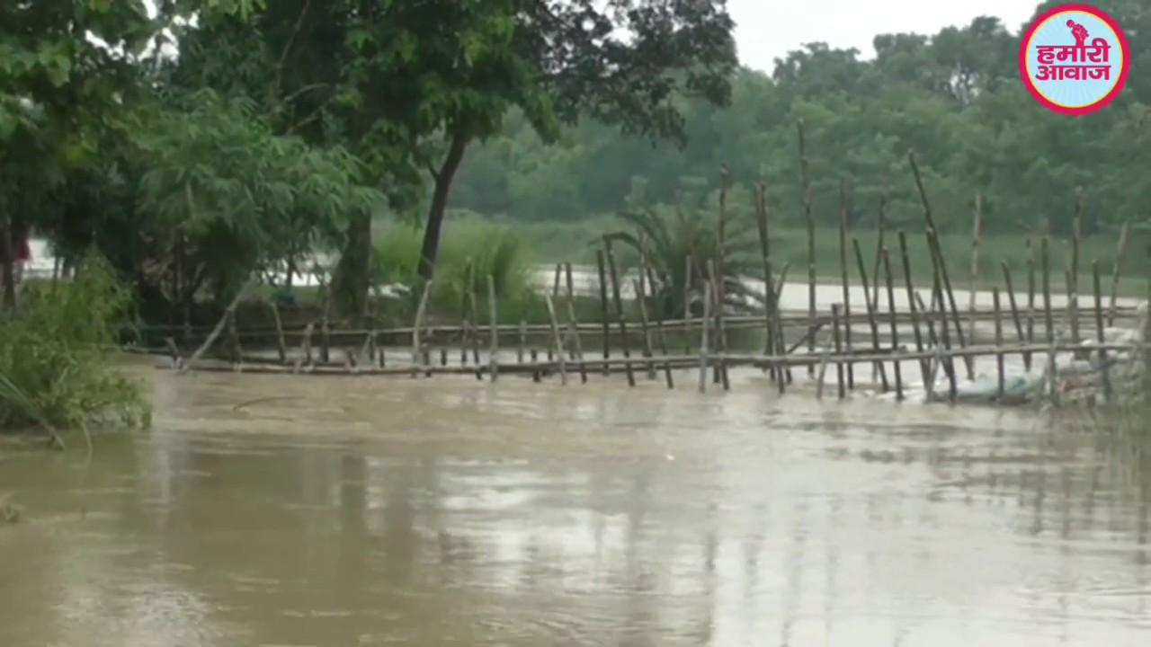 Bihar में Flood : Kosi - Mahananda - Kamla River उफान पर, कई जिलों में आ गया बाढ़