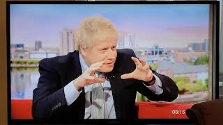 Boris Johnson on BBC Breakfast #bbcbreakfast #borisjohnson #Brexit / Видео