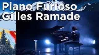 Piano furioso Gilles Ramade Saint-Gervais Mont-Blanc d'Humour 2018 culture montagne