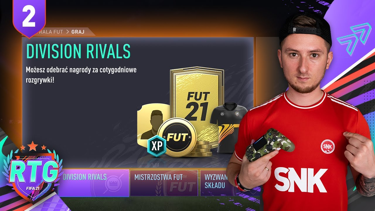 PIERWSZE NAGRODY RIVALS [#2] | FIFA 21 ULTIMATE TEAM