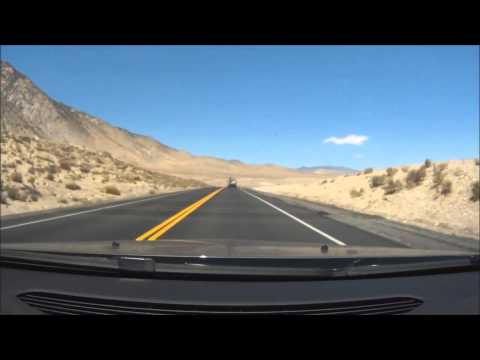Cruisin' Thru the Desert - Las Vegas to Reno - US 95
